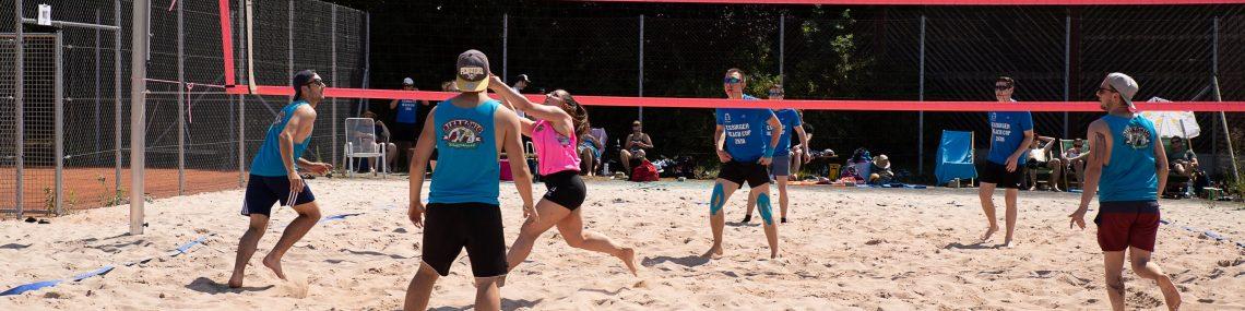 LAC Essingen Beachvolleyball Bild