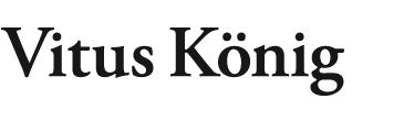 2018 Logo Vitus Koenig